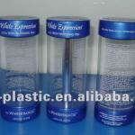 Clear Packaging Tubes