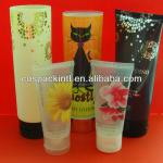 Hair Care Plastic Packaging Tubes