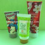 plastic squeeze tubes for cosmetics