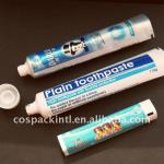 toothpaste laminated tube