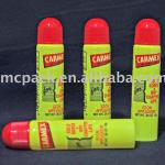 lip balm plastic tube
