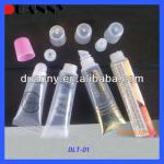 HOT SALE CLEAR COSMETIC TUBE,CLEAR LIPSTICK TUBE