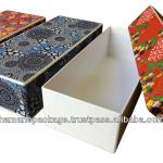 Japanese fashional gift packaging paper