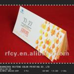 unique design iron zinc selenium vitamin soft capsule proudct manual and printing service
