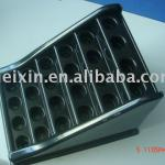 Plastic cosmetic holder,Plastic cosmetic display