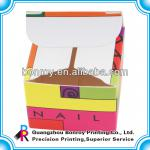 Film lamination cheap paper packaging boxes