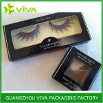 Custom fancy magnet lid false eyelash packaging box