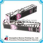 Film lamination packaging paper box