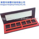 2013 new design 6 grid eye shadow box