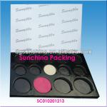 2014 Innovative paper eye shadow box for make up
