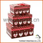 Cosmetics decorative storage boxes manufactuer,suppliers,exporters