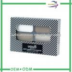 Custom window packaging cosmetic paper box