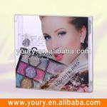 Printed Plastic PVC Box For Eye Shadow