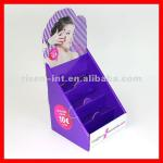 elegant customized corrugated paper display box