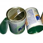 Paper Cans Powder Packaging Tins