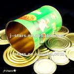 Paint Empty Tin Plate Food Grade Can