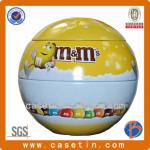 high quality and new design candy tin cans