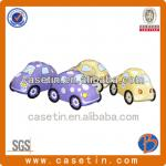 Wholesale Particular Car Shape Candy Tin Box Manufacture