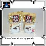 laminated biodegradable stand up pouch aluminum foil bag pouch with zipper