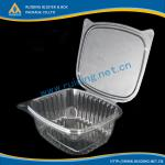 clear plastic fruit packaging tray