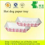 disposable paper food serving trays