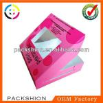Dongguan Paper Cake Boxes From China Manfacturer&Custom Service