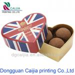 Printing litter hearts packing gift boxes