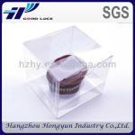 Clear Plastic Square Cake Box Manufacturer