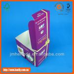 Fashion New Design Pretty Printed Food Grade Paper Cup Cake Box