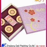 Professional supplied of moon cake packing box