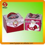 Promotional gift box color printing corrugated box