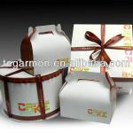 Customer Design Color Box Printing for Cake Packaging