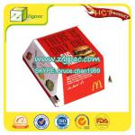Marketing for US/UK/EU decorative wax coated food grade paper box