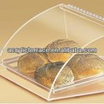 Clear Acrylic Bakery Box with Fashional Design