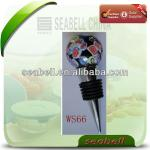 WS66/WS-16/WS770 Glazed head wine stopper