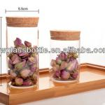 Glass mug/jar wooden lids /cover