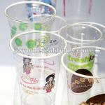 Printed promotion PET cup