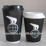 16oz disposable coffee paper cups