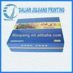 Blue high-grade luxury exquisite seafood box