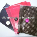 Silicone coating Baking paper