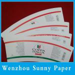 double pe coated paper for ice cup