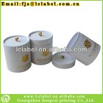Prevailing cardboard cylinder boxes cylinder paper box cylinder cardboard box with ribbon