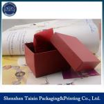 Hot sale high quality pretty fancy folding printed storage paper box