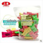 sugar plastic bag/ packaging bag for sugar/ Clear sugar bag