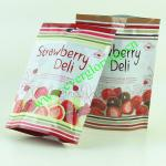 Aluminum foil stand up food pouch for candy