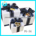 2013 Custom-made wedding gift boxes&chocolate gift box