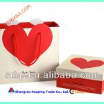 hot sale paper bag for valentine's day in 2013