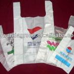 Heavy Duty T-shirt Bag On Roll WIth Scent