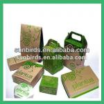2013 New Style Food Packaging Paper Box