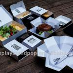 Ecofriendly paper warm food package